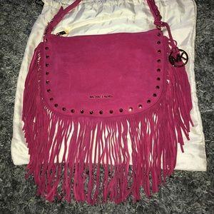 BRAND NEW Michael Kors Fringe Bag